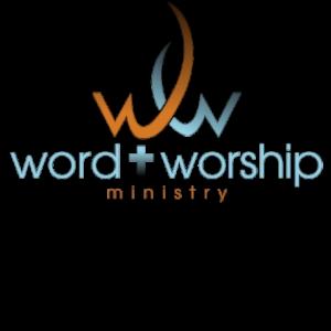 word and worship logo